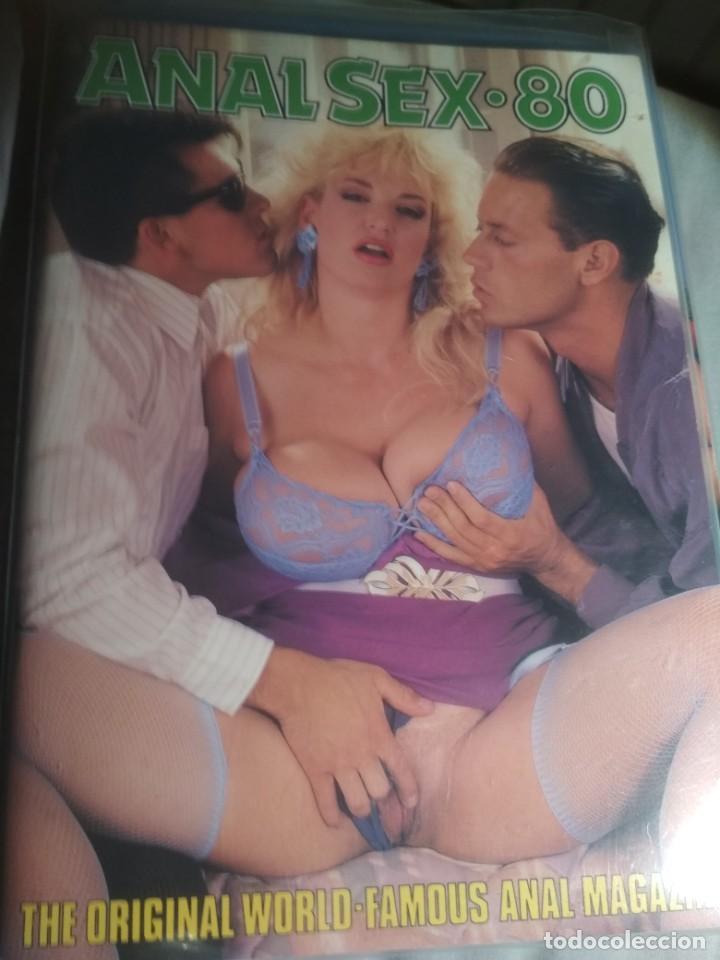 ANAL SEX 80 (Coleccionismo para Adultos - Revistas)