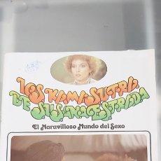 Revistas: LOS KAMASUTRA DE SUSANA ESTRADA N 1 BUEN ESTADO. Lote 279370668