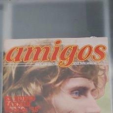 Revistas: REVISTA AMIGOS N 2 GAY MASSIEL PEP COROMINAS. Lote 279374618