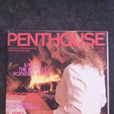 Magazines: PENTHOUSE 35-PRISCILLA MARK-PILAR MIRÓ-ELTON JOHN-BEATLES-JOSEP MARIA SUBIRACHS-VOLVO. Lote 279404048