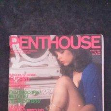 Revistas: PENTHOUSE 38-JANNIE NIELSEN-LENORA BRUCE-ANNA VENTURA-ADAM & THE ANTS-JUAN MADRID-PUNK-BERTOLUCCI. Lote 279408028