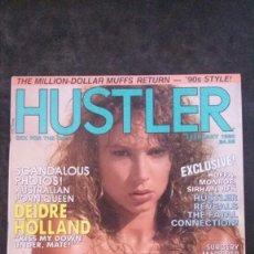 Revistas: HUSTLER USA-DEIDRE HOLLAND. Lote 279561948