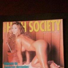 Revistas: HIGH SOCIETY 106-VERONIKA ZEMANOVA-KIM BASINGER-KATE WINSLET. Lote 288375978