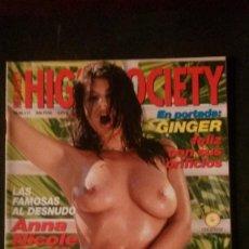 Revistas: HIGH SOCIETY 117-ANNA NICOLE SMITH. Lote 288386433