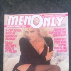 Magazines: MEN ONLY-VOL 55 Nº 2-1990-HELEN SIMPSON. Lote 288875308