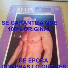 Revistas: KEVIN MANLY SENSUAL JANUS STUDIOS SOLO 16 PAGINAS U59. Lote 288954738