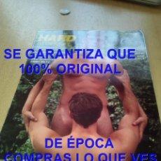 Revistas: HARD TO COME BY REVISTA GAY 1987 14 PAGINAS ALGUNA SUELTA U59. Lote 288956583