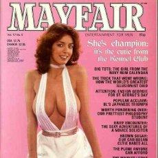 Revistas: MAYFAIR 17-5 KAREN SCOTT-MIFLIN RETRO SEX BOOBS BIG TITS TETAS BRITISH UK REVISTA MAGAZINE. Lote 289536273