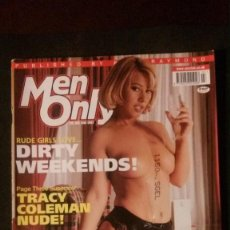 Revistas: MEN ONLY-VOL 65 Nº 3. Lote 289893813