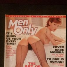 Revistas: MEN ONLY-VOL 65 Nº 4. Lote 289895188