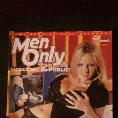 Revistas: MEN ONLY-VOL 65 Nº 5-ADELE STEPHENS. Lote 289896663