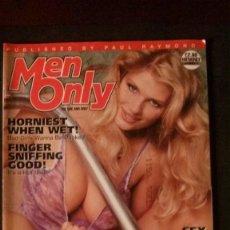 Revistas: MEN ONLY-VOL 65 Nº 11-MICHELLE THORNE. Lote 289899238