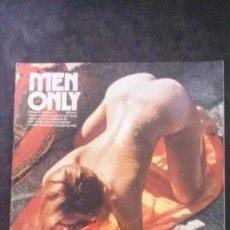 Revistas: MEN ONLY-VOL 39 Nº 12-BECKY FINCH-FIONA RICHMOND. Lote 293332353