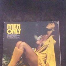 Revistas: MEN ONLY-VOL 39 Nº 9-FIONA RICHMOND-JACKIE COLLINS-COCHE LOTUS. Lote 293334663