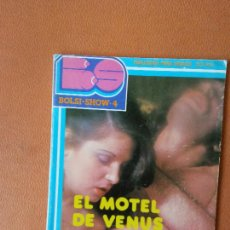 Revistas: EL MOTEL DE VENUS. EDITORIAL NAPER.. Lote 294174353