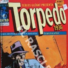 Revistas: ANTIGÜO COMIC TORPEDO 1936 - Nº 4. Lote 295718743
