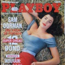 Revistas: REVISTA - PLAYBOY ESPAÑA Nº 164 - 1992 AGOSTO. Lote 296802448