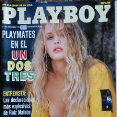 Revistas: REVISTA - PLAYBOY ESPAÑA Nº 167 - 1992 NOVIEMBRE. Lote 296802898