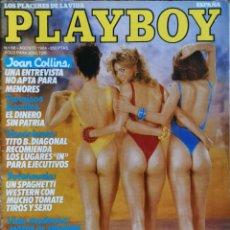 Revistas: REVISTA - PLAYBOY ESPAÑA Nº 68 - 1984 AGOSTO. Lote 296804043