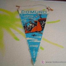 Banderines de colección: BANDERIN DOMUND 1964. Lote 11798006