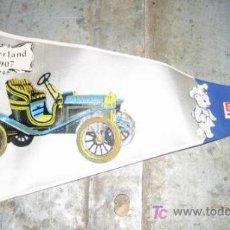 Banderines de colección: BANDERÍN BIMBO, OVERLAND1907. Lote 6410942