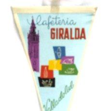 Sammlung von Wimpeln - Banderin Cafetería La Giralda Valladolid - 4825190
