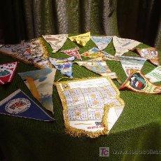 Banderines de colección: BANDERINES AÑOS 40/50/60. Lote 26109936