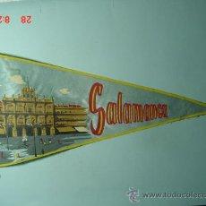 Banderines de colección: 6212 BANDERIN SALAMANCA AÑOS 1956/66 - MAS DE ESTE TIPO EN MI TIENDA TC. Lote 7972526