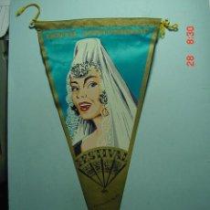 Banderines de colección: 6213 BANDERIN MADRID FESTIVAL AÑOS 1956/66 - MAS DE ESTE TIPO EN MI TIENDA TC. Lote 9880506