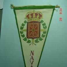 Banderines de colección: 6231 BANDERIN NAVARRA AÑOS 1950/60 - MAS DE ESTE TIPO EN MI TIENDA TC. Lote 10111693