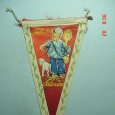 Banderines de colección: 6240 BANDERIN NAVIDAD AÑOS 1950/60 - MAS DE ESTE TIPO EN MI TIENDA TC. Lote 7977931