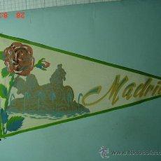 Banderines de colección: 6246 BANDERIN MADRID AÑOS 1950/60 - MAS DE ESTE TIPO EN MI TIENDA TC. Lote 10313130