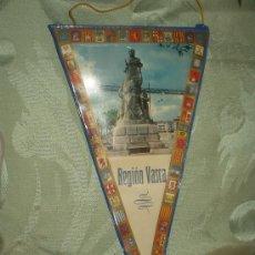 Banderines de colección: BANDERIN REGION VASCA. Lote 11397336
