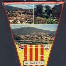 Banderines de colección: BANDERIN DE LA GARRIGA. Lote 9368463