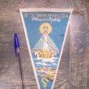 Banderines de colección: NUESTRA SEÑORA BIEN APARECIDA PATRONA DE LA MONTAÑA SANTANDER. Lote 13016290