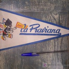 Banderines de colección: ANIS LA PRAVIANA. Lote 22965007