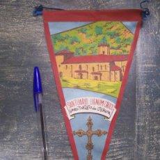 Banderines de colección: SANTUARIO LIGNUM CRUCIS SANTO TORIBIO DE LIEBANA. Lote 13017056