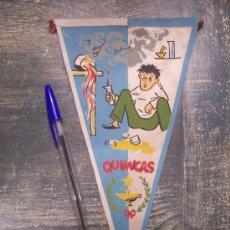 Banderines de colección: QUIMICAS. Lote 13017364