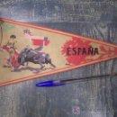 Banderines de colección: FIESTA TAURINA ESPAÑA. Lote 13017548