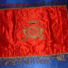 Banderines de colección: BANDERÍN DE INFANTERIA-PIEZA ÚNICA. Lote 23545945