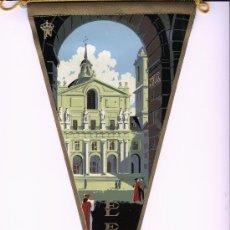 Banderines de colección: BANDERIN EL ESCORIAL. Lote 27241738