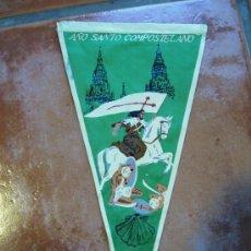 Banderines de colección: AÑO SANTO COMPOSTELANO 1965. Lote 25989367