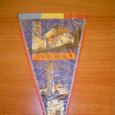 Banderines de colección: BANDERIN ANDORRA . Lote 10269708