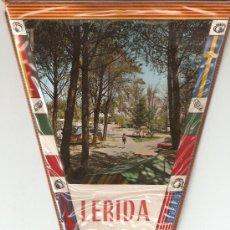 Banderines de colección: BANDERIN - LERIDA. Lote 22589726