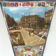 Banderines de colección: BANDERIN DE BILBAO. Lote 22439226
