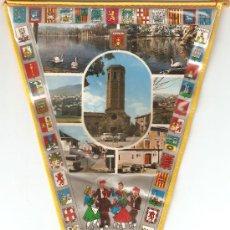 Banderines de colección: BANDERIN -PUIGCERDA . Lote 22439229