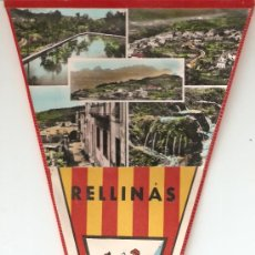 Banderines de colección: BANDERIN - RELLINÁS . Lote 22439253