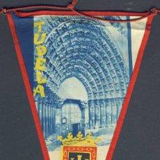 Banderines de colección: BANDERIN DE TUDELA (NAVARRA). Lote 12871941