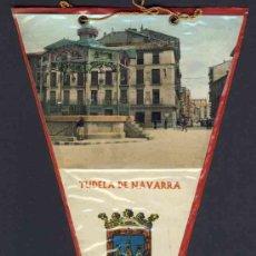 Banderines de colección: BANDERIN DE TUDELA DE NAVARRA. Lote 14827776