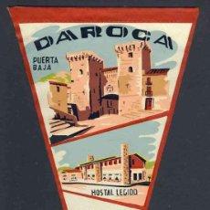 Banderines de colección: BANDERIN DE DAROCA. Lote 17050876